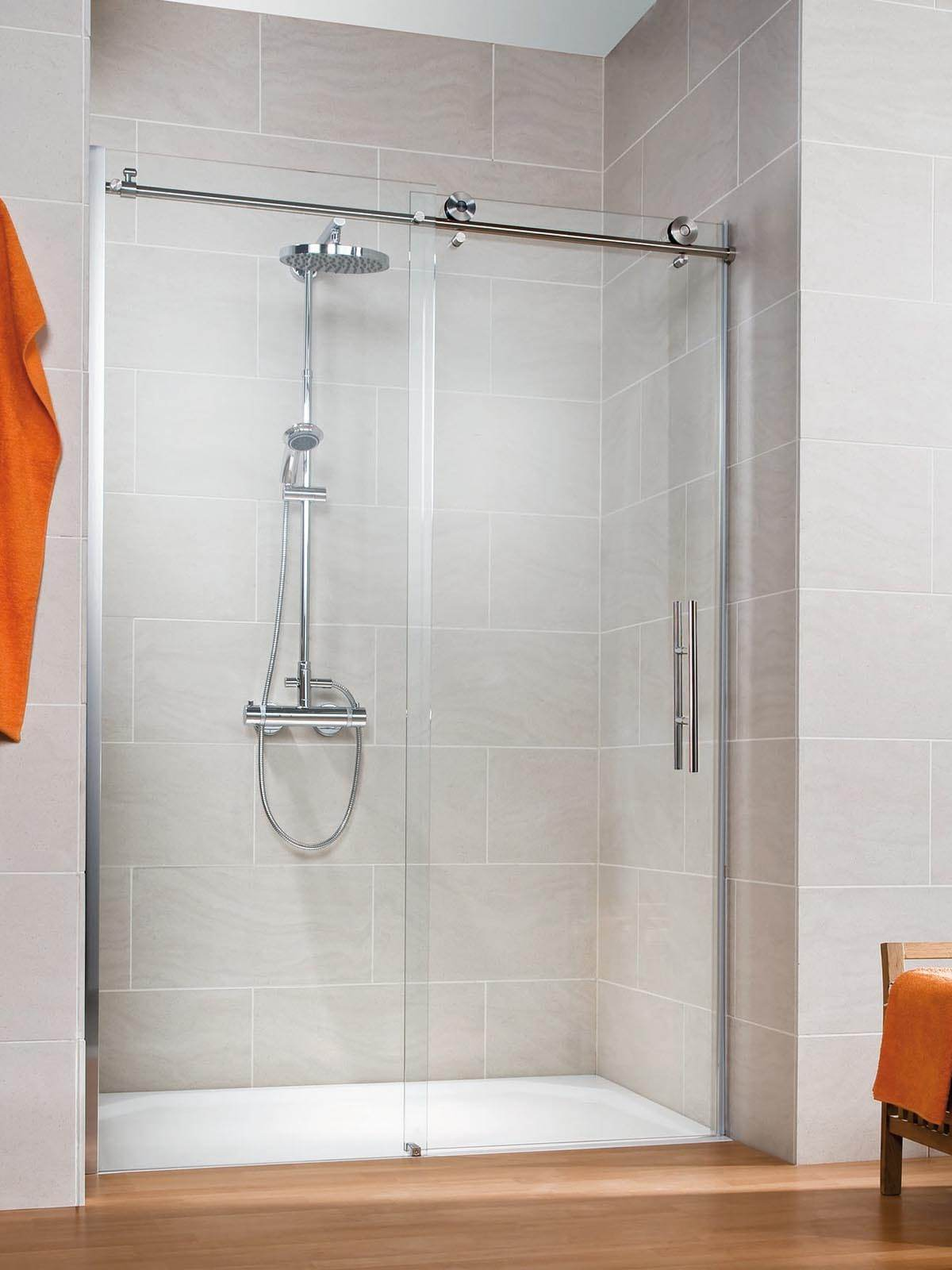 schulte masterclass gleitt r f r nische echtglas d7080xx. Black Bedroom Furniture Sets. Home Design Ideas