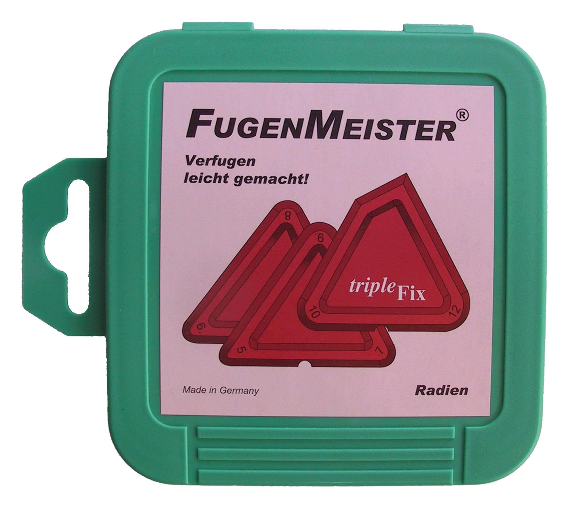 H&H Fugenmeister tripleFix Radien - DR-03