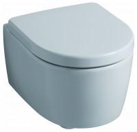 Keramag / Geberit iCon WC-Sitz mit Absenkautomatik - Weiß Alpin